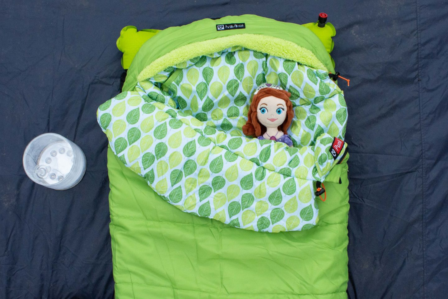 new arrivals 2d6ca dab88 Sleep Soundly - Review of Kids Sleeping Bags - Hike it Baby