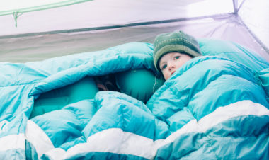 Double Sleeping Bag Comparison for Camping with Kids