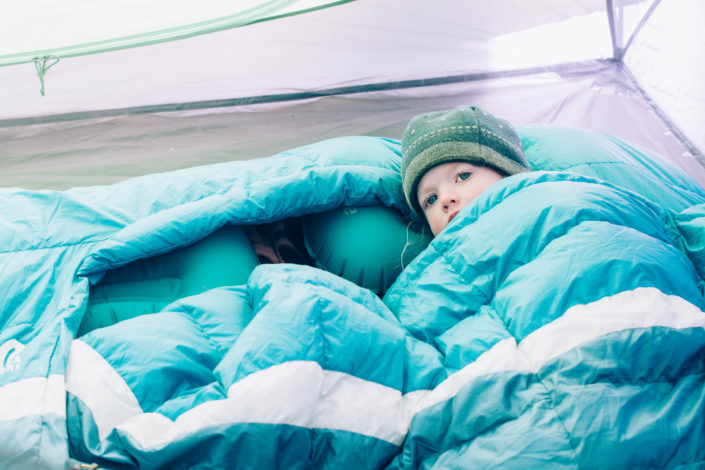 Snuggle Up Comparison of Double Sleeping Bags for Hike it Baby