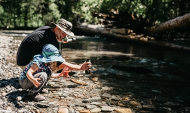 Types of Water Treatment for Hiking and Backpacking by Becca Hosley for Hike it Baby