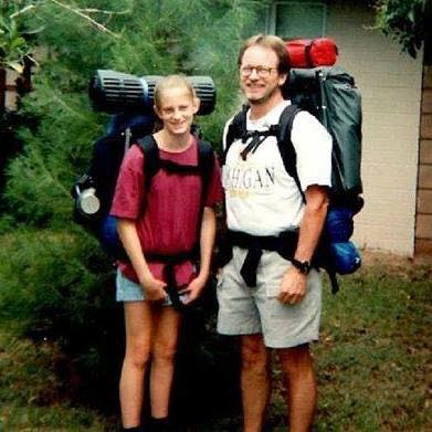 To All the Dads Who Inspired Us to Love the Outdoors for Hike it Baby