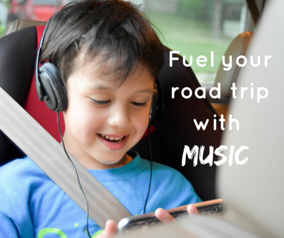Fuel your road trip with music by Jenyfer Patton for Hike it Baby