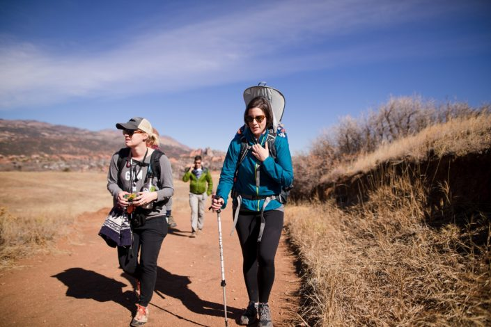 Trekking Poles: Why EVERY hiker should use them by Erin Pennings for Hike it Baby