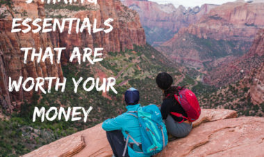 5 Hiking essentials that are worth your money by Julie McNulty for Hike it Baby