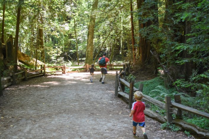 California trails for Hike it Baby