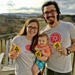 How to long distance on the Appalachian Trail with a baby