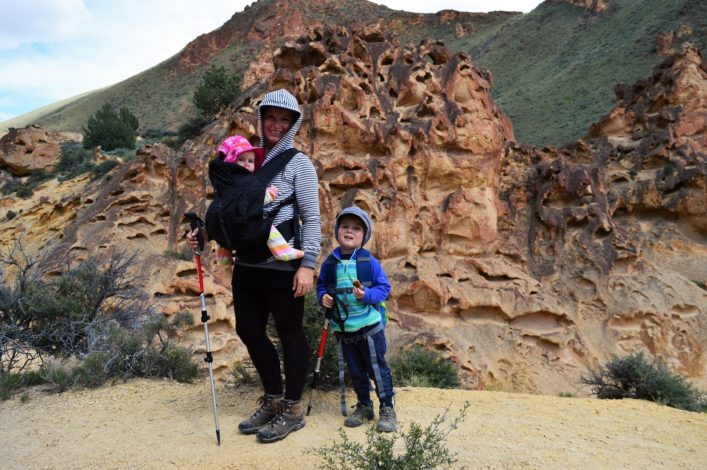 Redefining Adventure Anka Trifan for Hike it Baby