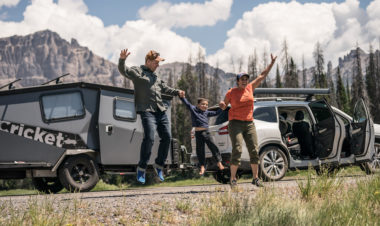 The art of the road trip by Shanti Hodges for Hike it Baby