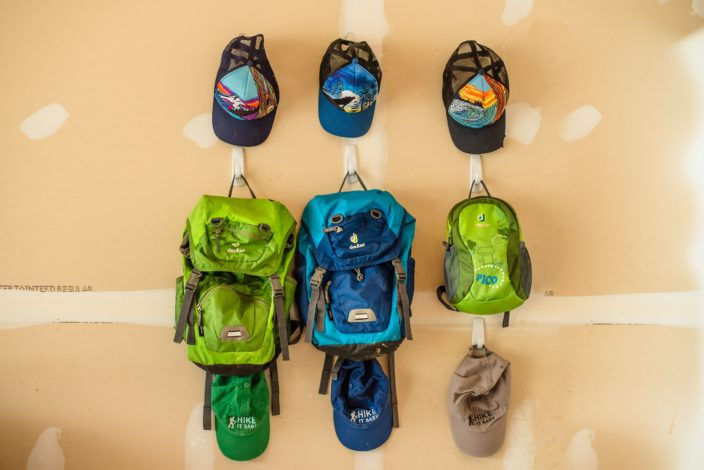 Useful Hiking Tips and Tricks for Busy Families by Rebecca Hosley for Hike it Baby