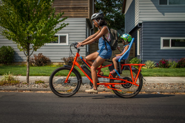 Rad Power Bikes by Shanti Hodges for Hike it Baby