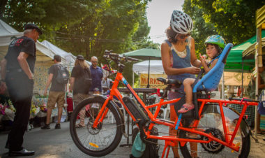 Rad bikes by Shanti Hodges for Hike it Baby