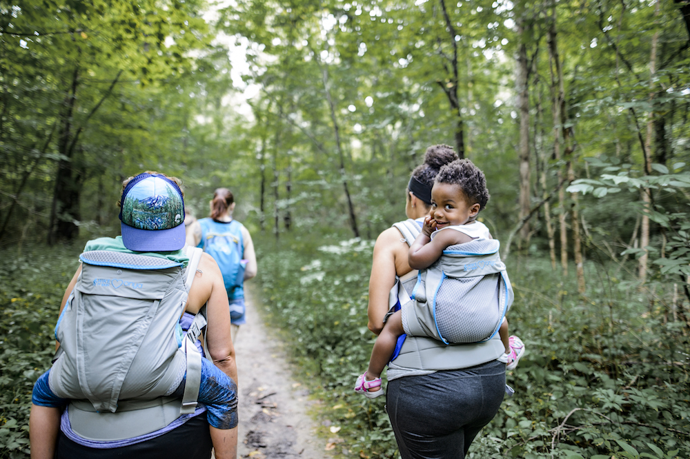 10 Tips for Getting Little Kids On Trail by Shanti Hodges for Hike it Baby