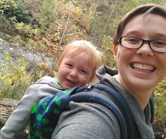 30 Days of Thanks with Hike it Baby