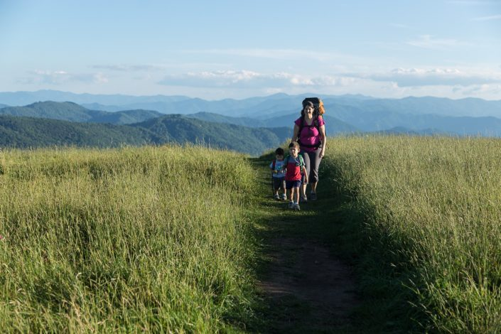 3 Scenic North Carolina Trails for Families with Young Children by Rebecca Her for Hike it Baby