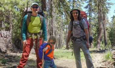 How one family finds big adventure in nature's details by Ryan Idryo for Hike it Baby