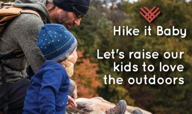 Giving Tuesday 2018 for Hike it Baby