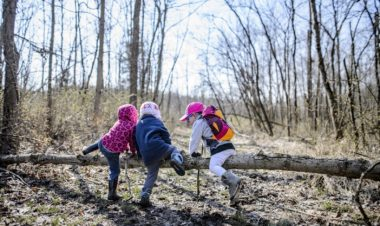 Leave no trace and introduction for kids for Hike it Baby