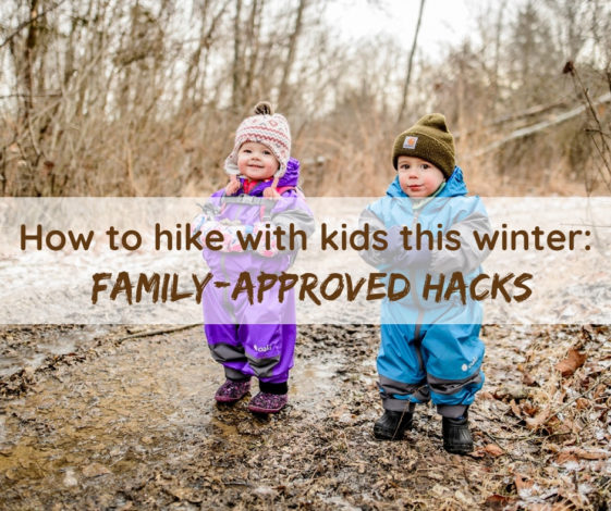 How to hike with kids this winter: family-approved hacks for Hike it Baby