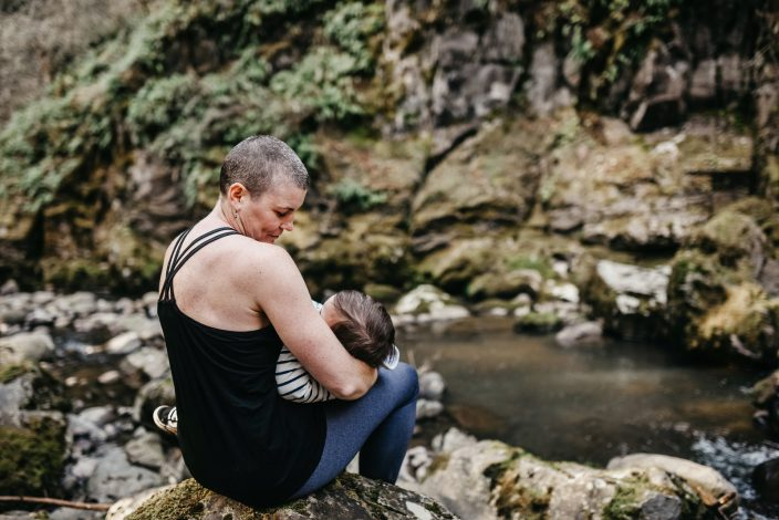 5 ways to feed your baby on a hike by Rebcca Hosley for Hike it Baby