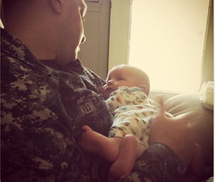 How Hike it Baby provides connection for military families by Jenyfer Patton for Hike it Baby