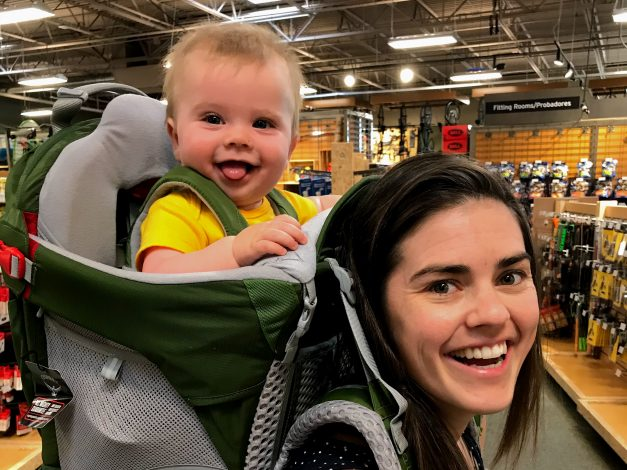 The Ultimate Beginner's Guide to Backpacking with Babies Part 3: 5 Things We Wish We Had Knew Before Our First Trip by Joe Linehan for Hike It Baby