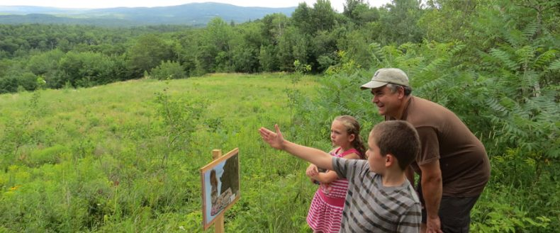 3 Great Hikes for Families With Kids in New Hampshire by Frank Tucker for Hike it Baby