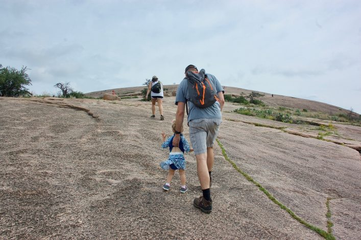 3 Exciting trails in Texas to explore with young children by Vong Hamilton for Hike it Baby
