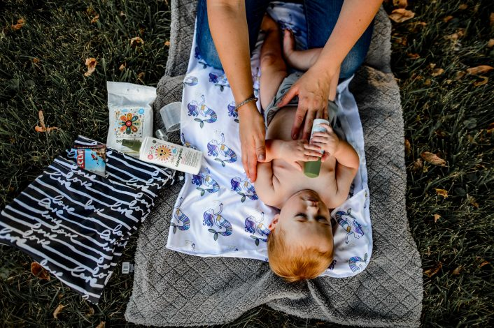 The Ultimate Beginner's Guide to Backpacking with Babies The Basics by Joe Linehan for Hike it Baby
