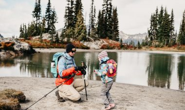 6 outdoor essentials every guy needs in his hiking pack by Clay Abney for Hike it Baby