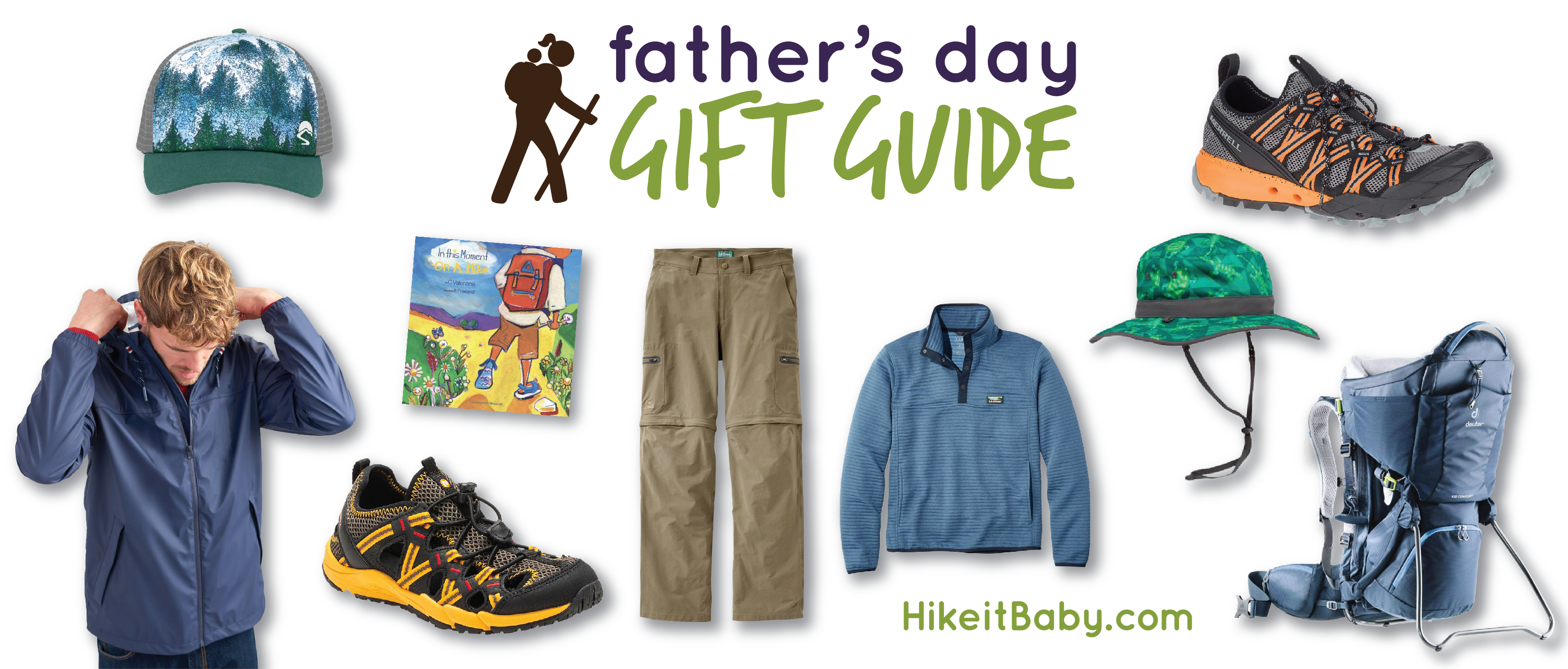 91d19074 Father's Day Gift Guide 2019 - Hike it Baby