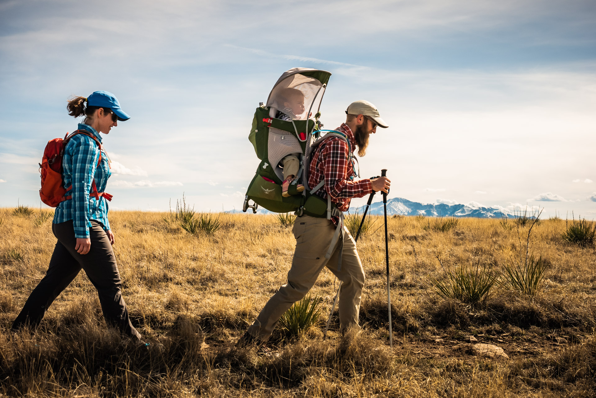 Sharing the gift of trail adventure on National Trails Day by Wesley Trimble for Hike it Baby