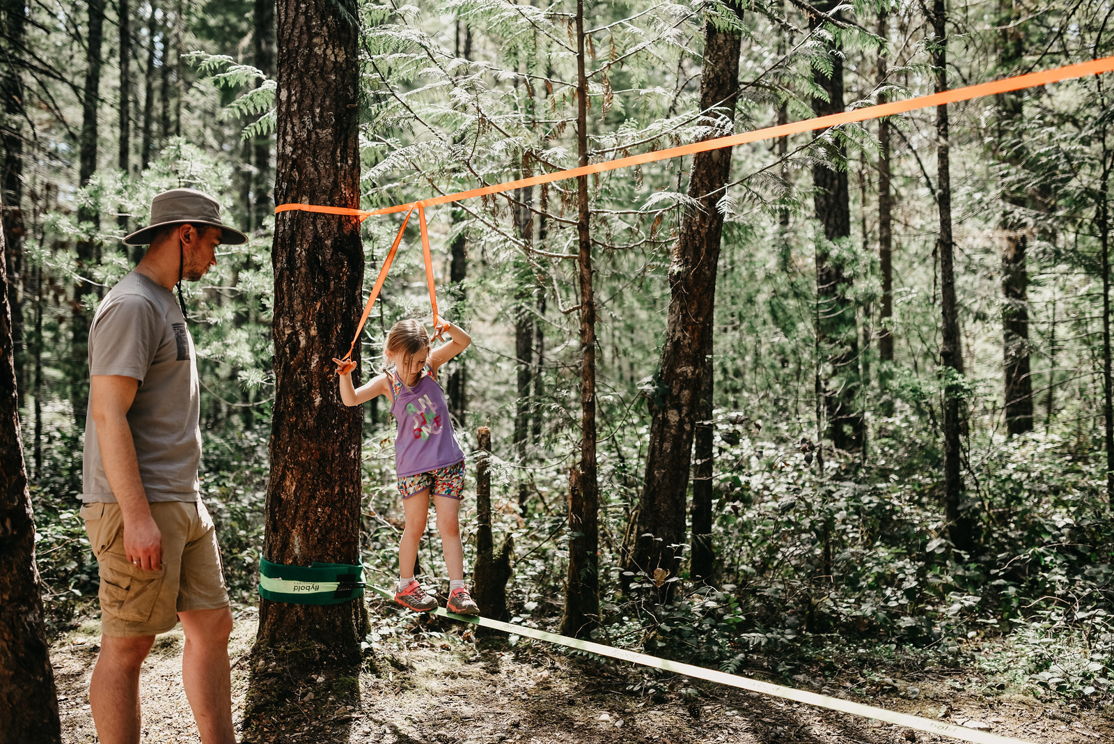 5 ways to make camping extra fun for kids by Jessica Nave for Hike it Baby