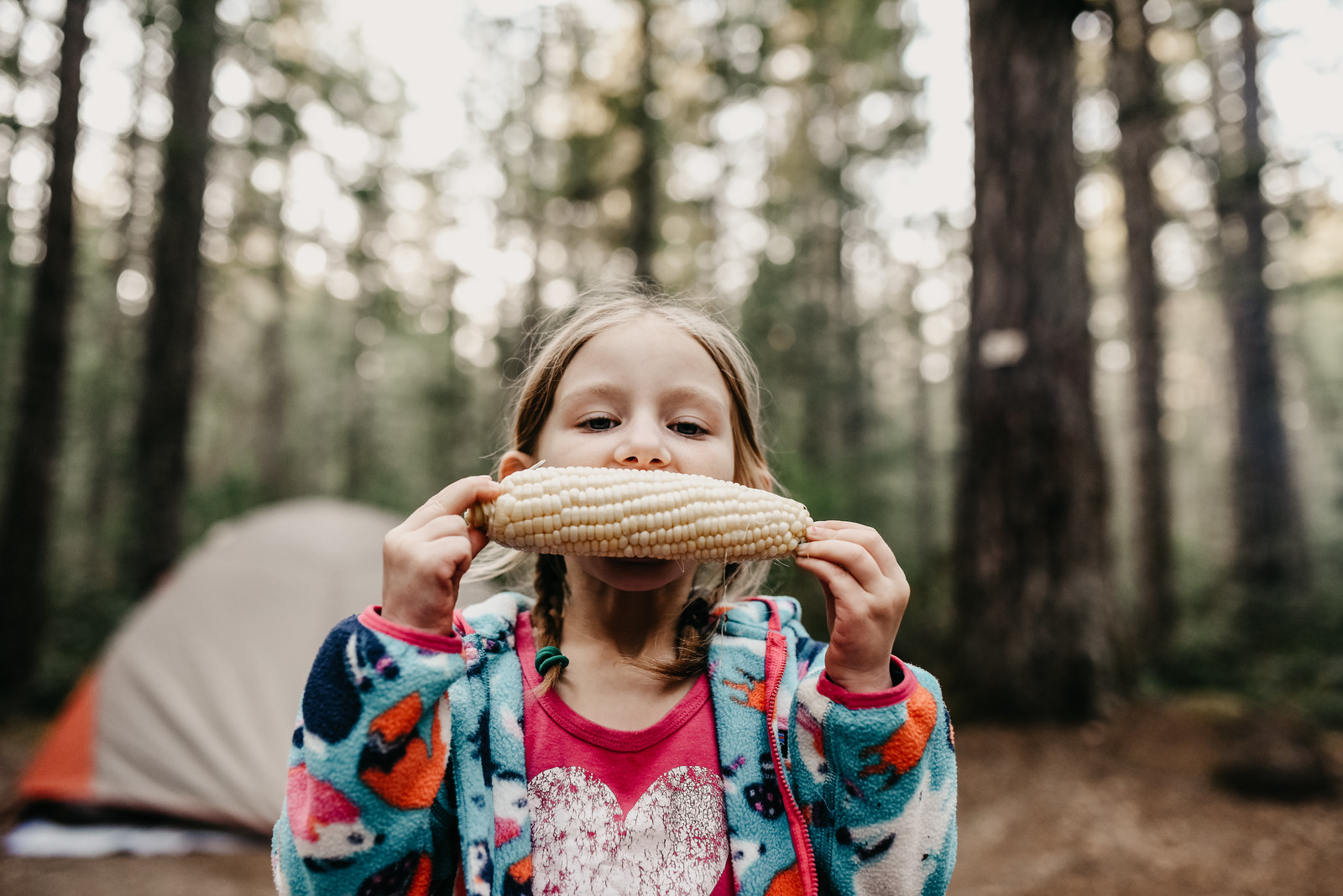 Cooking by fire: fun and kid-friendly camping recipes - Hike