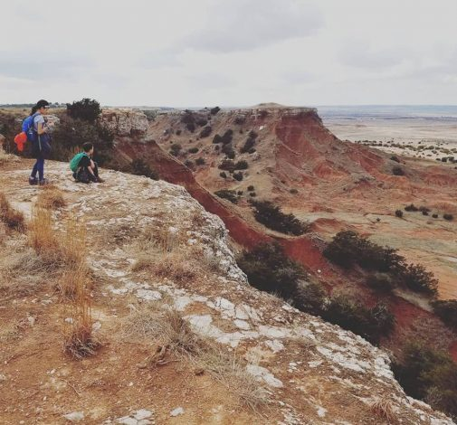 3 Unique places to take kids in Oklahoma by Vong Hamilton for Hike it Baby