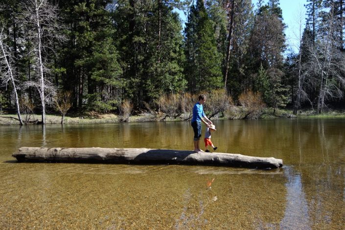 12 adventures in Yosemite for families with kids by Ryan Idryo for HIke it Baby