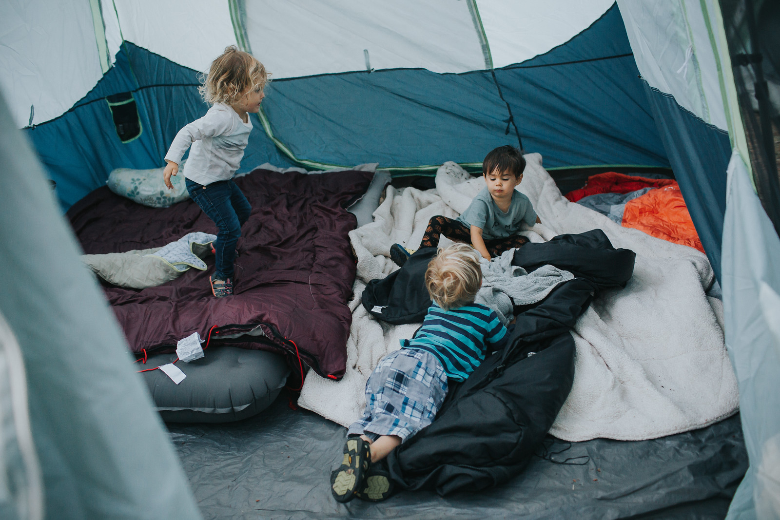 How to plan for camping in summer with kids by Erin Pennings for Hike it Baby