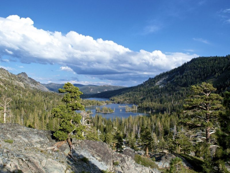 15 Fun Things to do with Kids in Lake Tahoe in the Summer by Joe Linehan for Hike it Baby