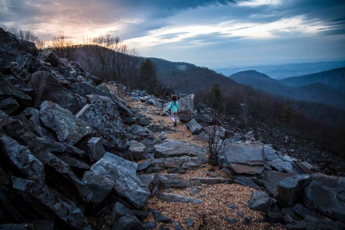 3 Wonderful Hiking Venues in Virginia for Families With Kids by Frank Tucker for Hike it Baby