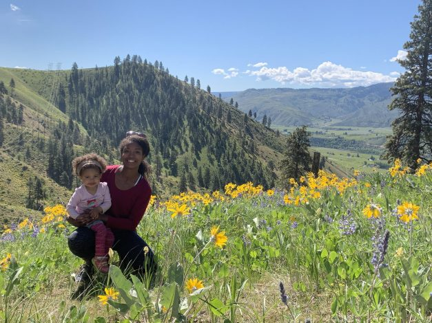 How one mom is breaking racial barriers by Chelsea Murphy for Hike it Baby