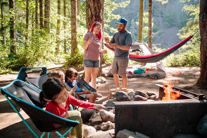 Benefits of camping gear rental
