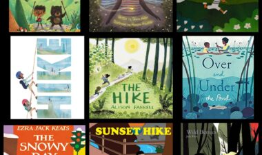 children's books about nature that have diversity