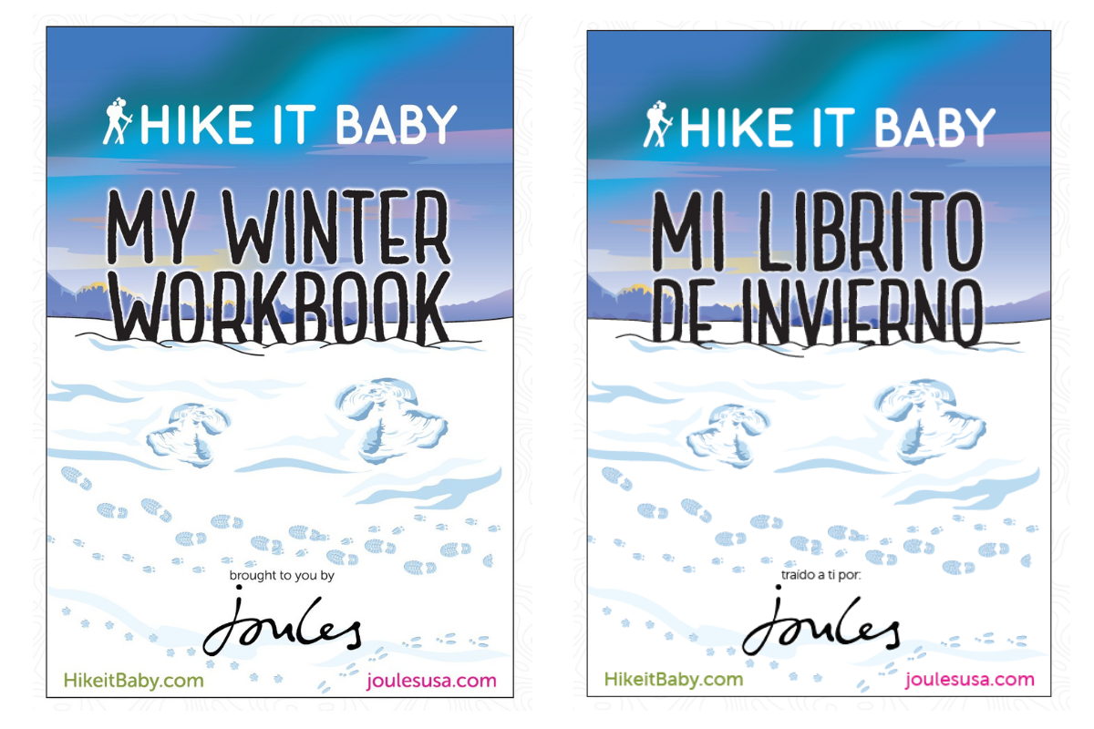 My Winter Workbook Available in English and Spanish