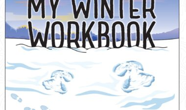 Cover image of the My Winter Workbook